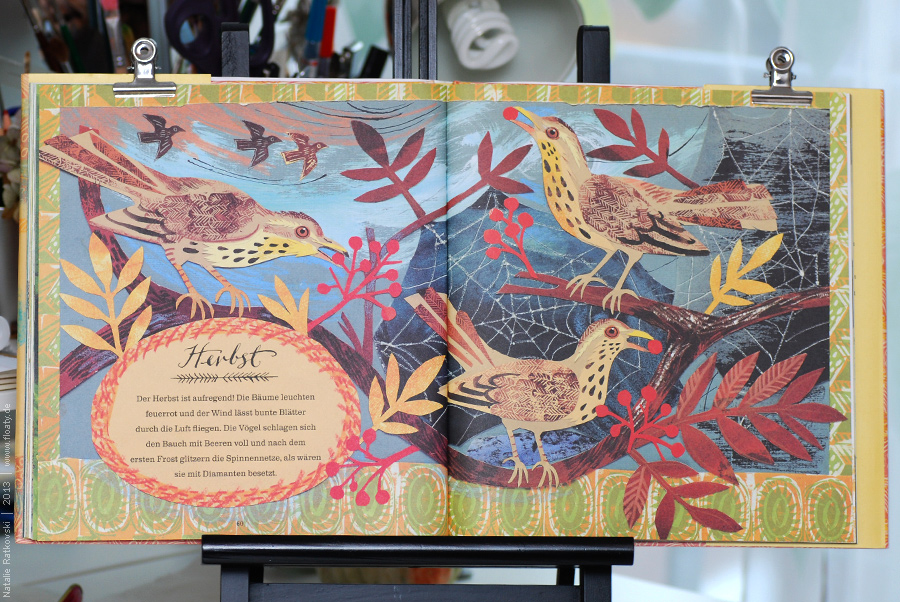 Mein erstes großes Buch von der Natur