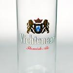 ベルギービール大好き!!【ヴィクトナールの専用グラス】(管理人所有 )