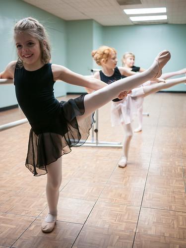 Ballet visitors day