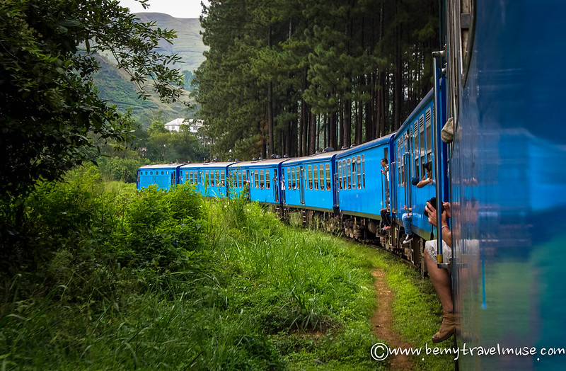 how to get from ella to dalhousie sri lanks