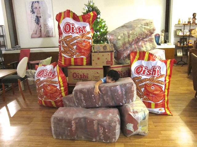Oishi Christmas