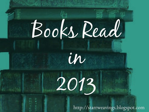 Books Read 2013