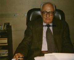 Sala Consilina : Morte dell'avvocato Cappelli. Il ricordo di Rocco Colombo