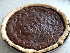 Chocolat & Banana Mud Pie 001