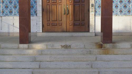 Custodian of Vacancy: The Iranian Embassy in the USA