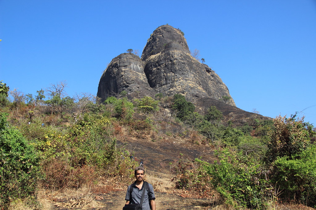 Sarasgad trek near Pali trek