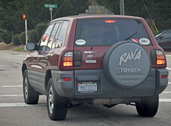 automobile, automotive exterior, toyota, sport utility vehicle, wheel, vehicle, compact sport utility vehicle, bumper, land vehicle,