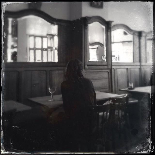 Café au Soleil, Bruxelles