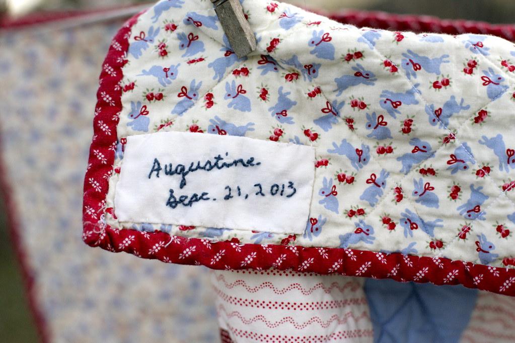 Augustine's Quilt