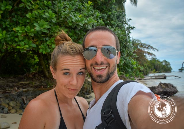 A Cruising Couple Bocas Del Toro
