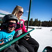 Mother Son Chairlift 2
