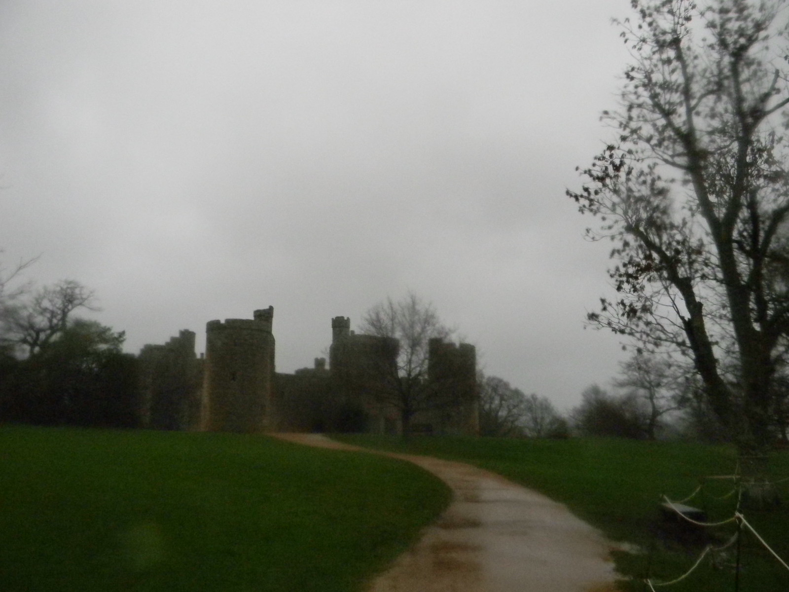 Bodiam Castle Robertsbridge Short Circular