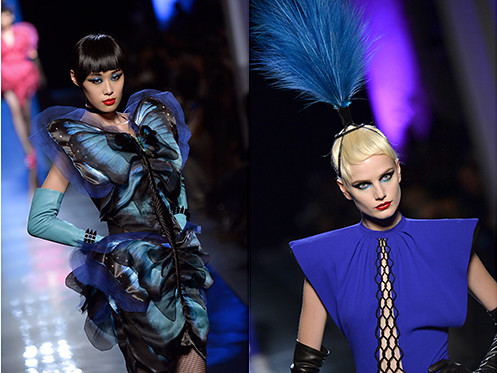 FASHION-FRANCE-GAULTIER