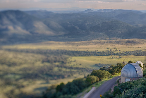 usa landscape texas unitedstates telescope valley westtexas fortdavis davismountains tiltshift mcdonaldobservatory mtlocke 2013