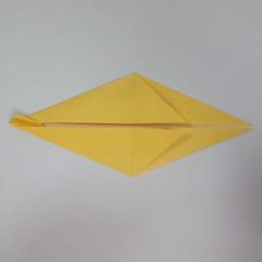 สอนวิธีพับกระดาษเป็นรูปลูกสุนัขยืนสองขา แบบของพอล ฟราสโก้ (Down Boy Dog Origami) 038