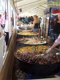 Food Festival, Helsinki, Finland