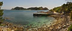 El Muelle (Illas Cíes, Vigo)