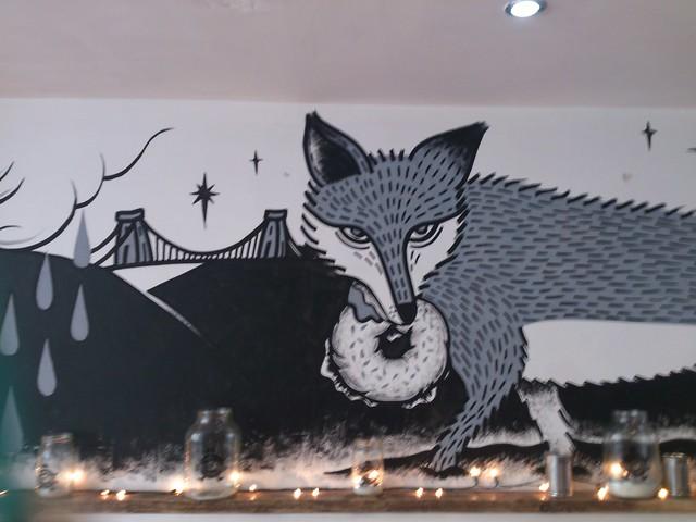 Bagel Boy fox