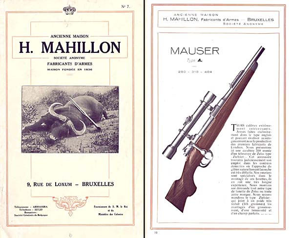 Mahillon 1937 cover