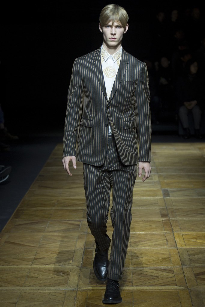 FW14 Paris Dior Homme036_Simon Fitskie(VOGUE)