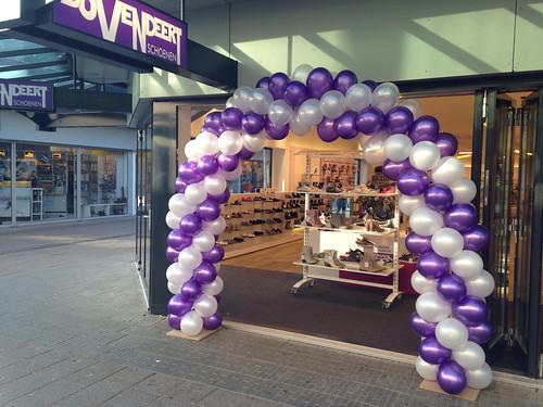 Ballonboog 6m Bovendeert Hoogvliet Rotterdam