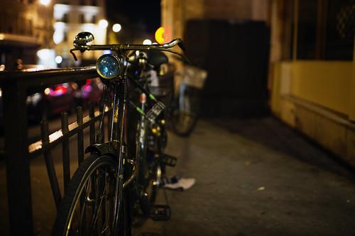 Vélo partie deux
