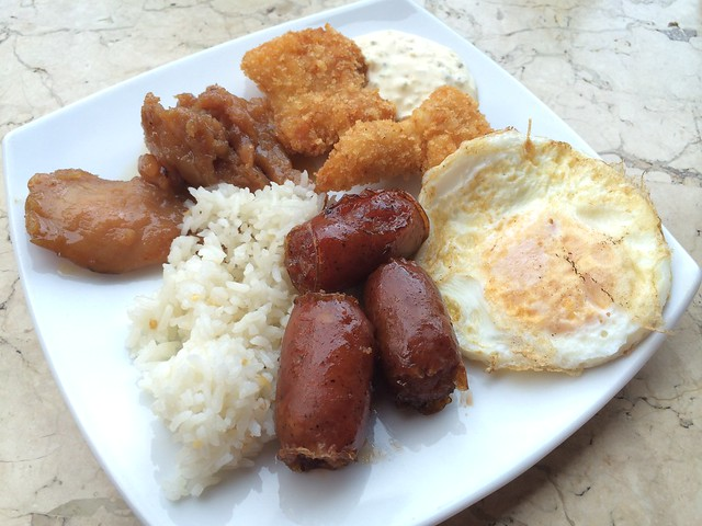 Breakfast #4 - Boracay Regency