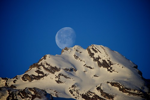 moon mountains sunrise switzerland patrick liechtenstein semmler