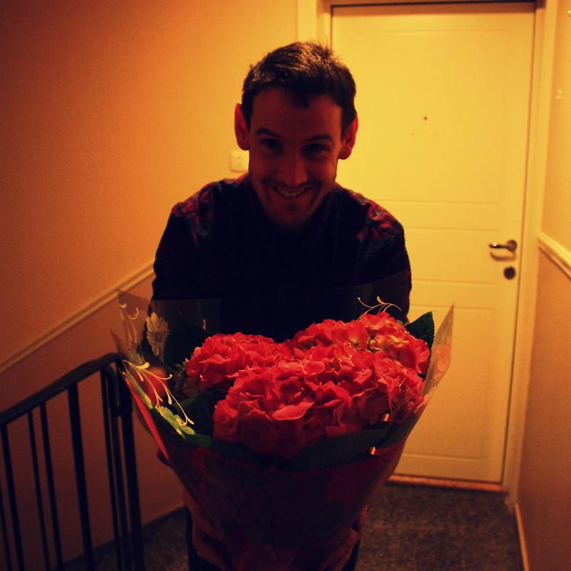 Valentínusarhelgi