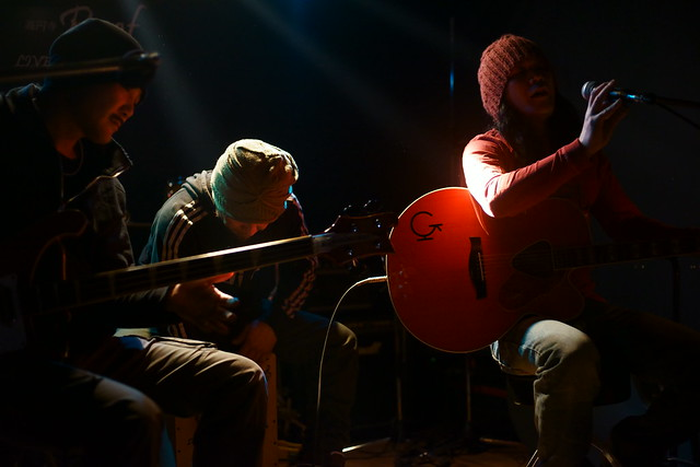 SPUTNIK KOMBINAT live at Reef, Tokyo, 20 Mar 2014. 060