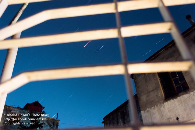 Habijabi Star Trail