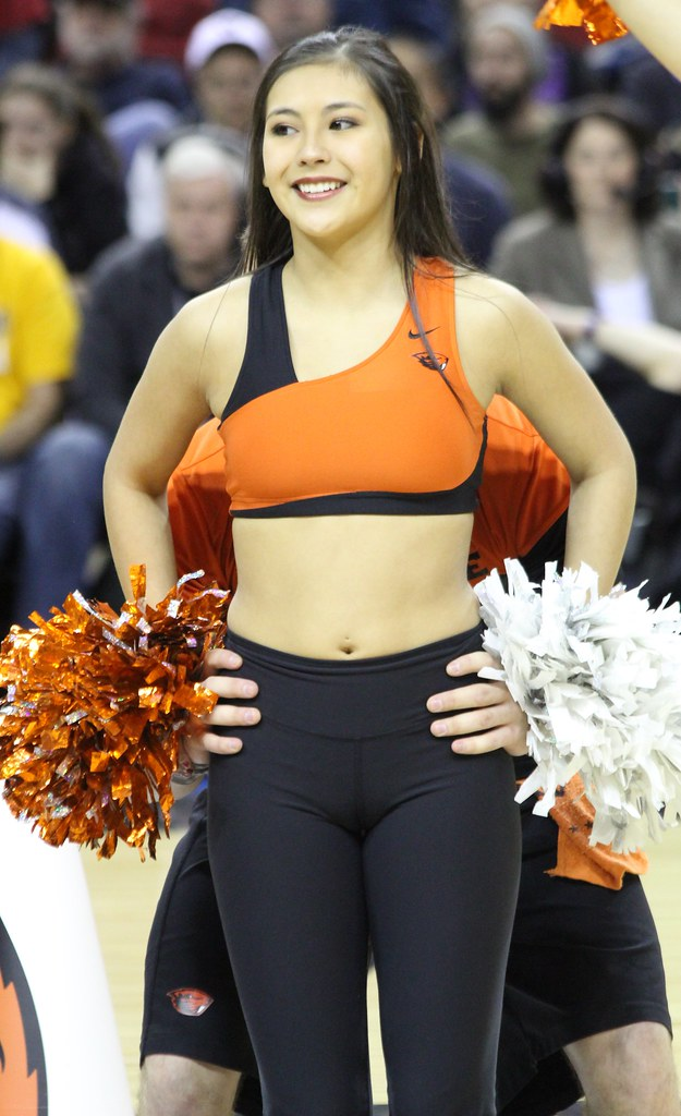 Sorry, oregon state basketball cheerleaders you will