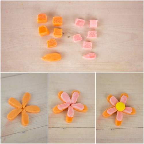 Small Starburst Flowers #Shop #VIPFruitFlavors