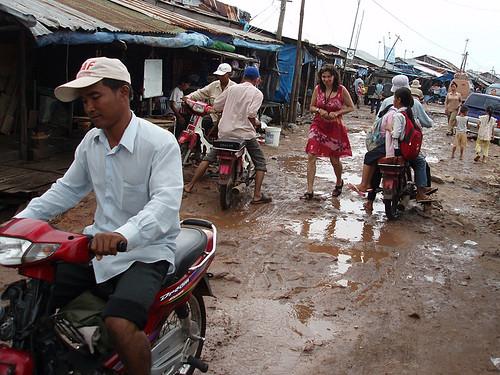Veronika Richterová: Pro výtvarníky je Kambodža zemí zaslíbenou