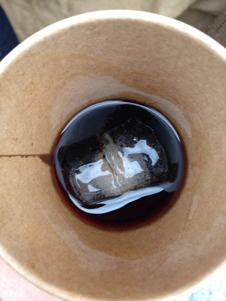 Hielo y licor café [181/365]
