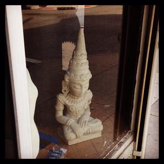 storefront buddha
