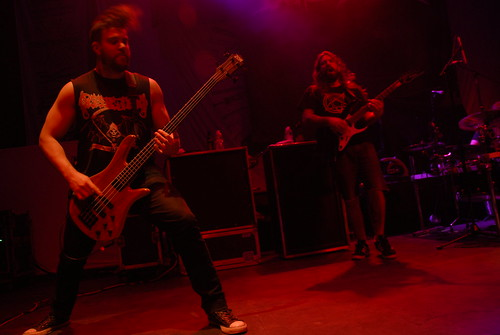 The Black Dahlia Murder at the Fillmore Silver Spring