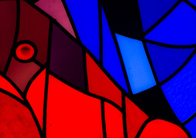 Detail - Stained Glass III