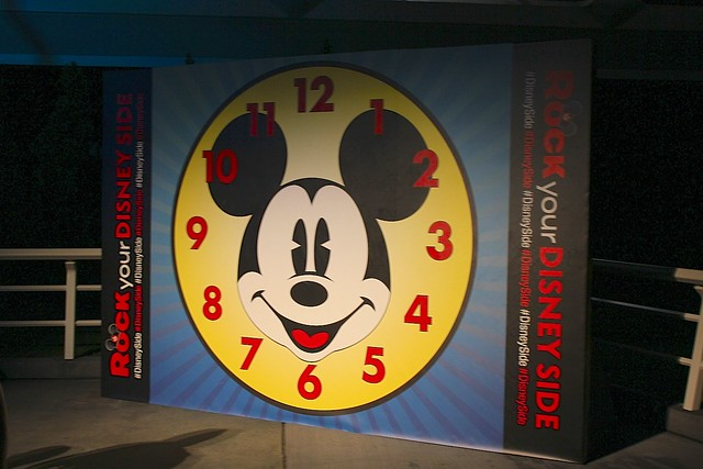 Rock Your Disney Side 24-hour party at Walt Disney World