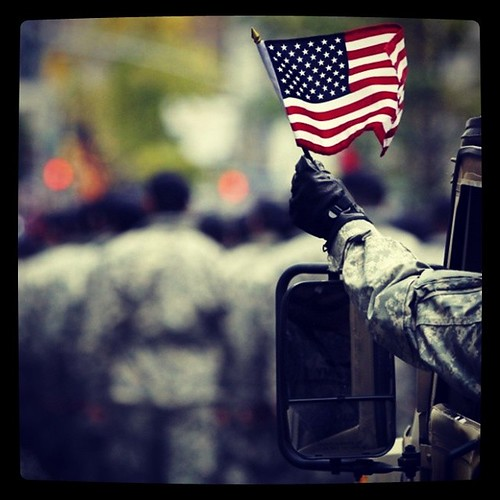 Thank you to all the brave men & women who protect and serve our great country. #Merica #USA