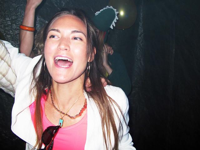Linda 30 Miami Vice Party