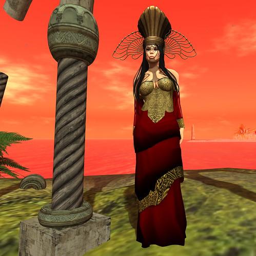 Spider Priestess I