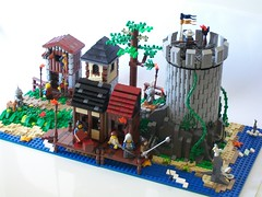 Small Medieval Trading Post (2)