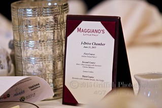 Maggiano's Luncheon 6/2015
