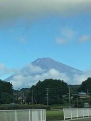 Mt.Fuji 富士山 8/6/2015