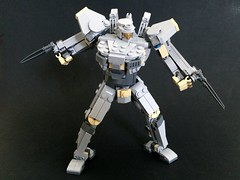 Lego Pacific Rim: Striker Eureka