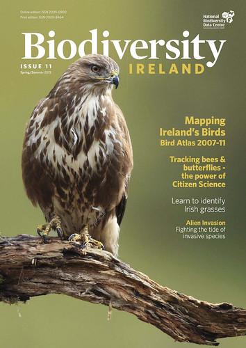 Biodiversity Ireland, Summer 2015 @biodatacentre