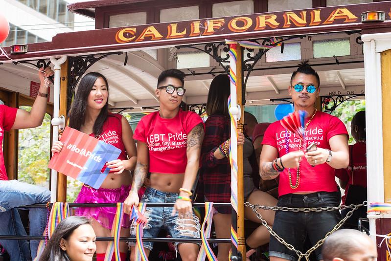 San Francisco Pride / Bank Of America