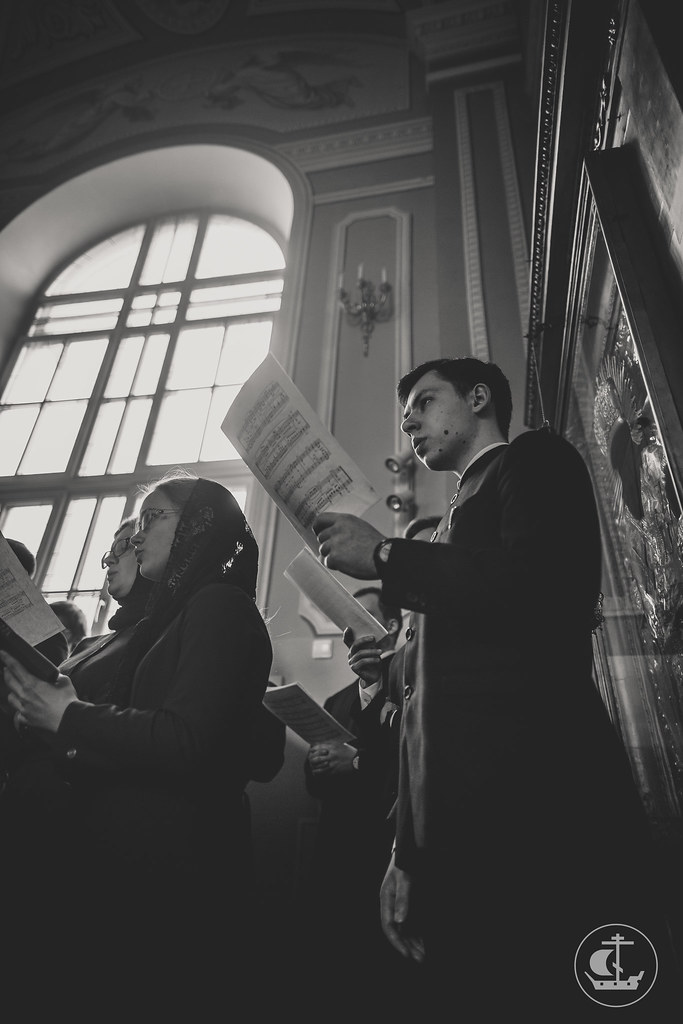 3 марта 2017, Пятница Первой седмицы Великого поста. Утро / 3 March 2017, Friday of the 1st Week of Great Lent. Morning