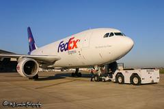 N426FE FedEx | Airbus A310-200 | Memphis International Airport